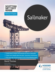 Sailmaker for National 5 English - Thomas, David