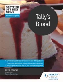 Tally's blood for National 5 English - Thomas, David