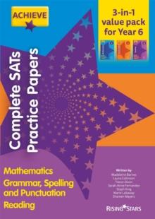 Achieve Complete SATs Practice Papers - Collinson, Laura