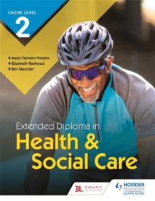 Image for CACHE level 2 extended diploma in health & social care