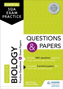 Image for Higher biology  : questions and papers