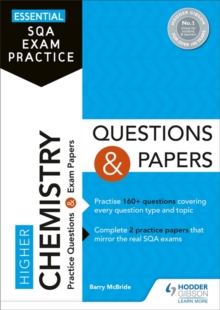 Higher chemistry  : questions & papers - McBride, Barry