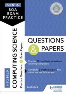 Higher computing science  : questions & papers - Alford, David