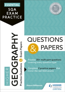 Higher geography questions and papers - Williamson, Sheena