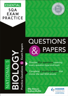 National 5 biology  : questions & papers - Dickson, Billy