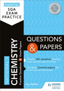 National 5 chemistry questions and papers - McBride, Barry