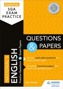Image for National 5 English: Questions and papers