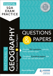 National 5 geography  : questions and papers - Williamson, Sheena