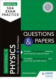 National 5 physics  : questions and papers - Van der Boon, Paul