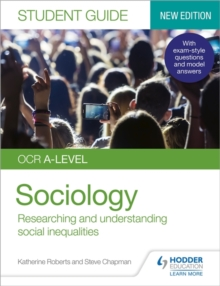 Image for OCR A-level sociologyStudent guide 2,: Researching and understanding social inequalities