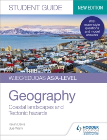 Image for WJEC/Eduqas AS/A-level Geography Student Guide 2: Coastal landscapes and Tectonic hazards