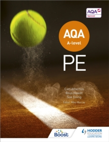 Image for AQA A-level PE (Year 1 and Year 2)