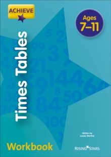 Achieve Times Tables: 10 Copy Pack -
