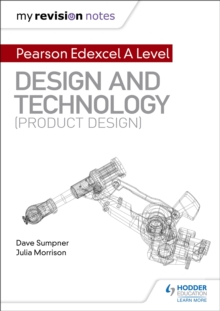 Image for Pearson Edexcel A level design and technology (product design)