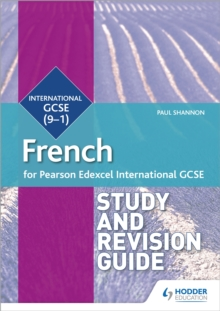 Image for Pearson Edexcel International GCSE French study and revision guide