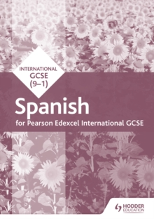 Image for Edexcel international GCSE Spanish.: (Vocabulary workbook)