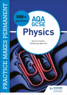 Image for 350+ questions for AQA GCSE physics