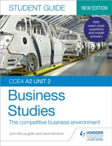 Business studiesStudent guide 4,: The competitive business environment - McLaughlin, John