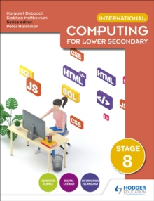Image for International computing for lower secondaryStage 8,: Student's book