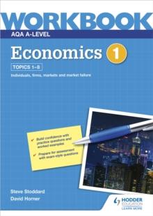 Image for AQA A-Level Economics Workbook 1