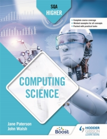 Image for SQA higher computing science