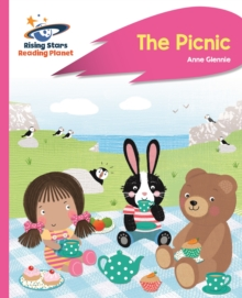 Reading Planet - The Picnic - Pink C: Rocket Phonics - Anne Glennie