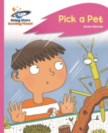 Reading Planet - Pick a Pet - Pink C: Rocket Phonics - TBC