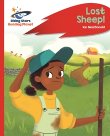 Reading Planet - The Lost Sheep - Red C: Rocket Phonics - TBC