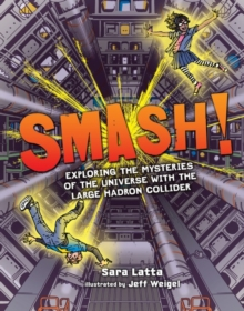 Image for SMASH!: exploring the mysteries of the universe with the Large Hadron Collider