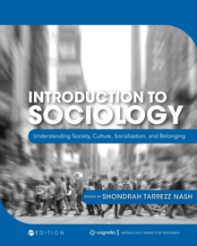 Image for Introduction to Sociology : Understanding Society, Culture, Socialization, and Belonging