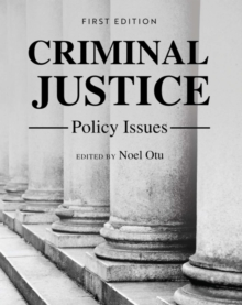 Image for Criminal Justice Policy Issues