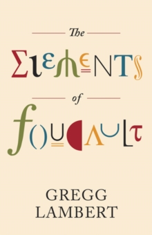 Image for The Elements of Foucault