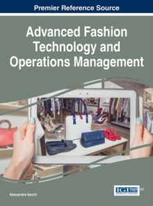 Image for Advanced fashion technology and operations management