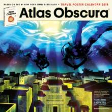 Image for 2019 Atlas Obscura Wall Calendar