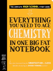Image for Everything You Need to Ace Chemistry in One Big Fat Notebook