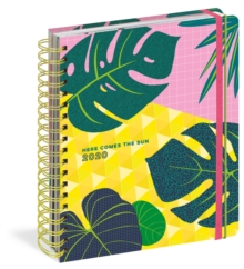 Image for Here Comes the Sun 17-Month Large Planner 2020