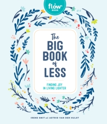 Image for The big book of less  : finding joy in living lighter