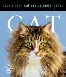 Image for 2020 Cat Page-A-Day Gallery Calendar