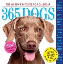 Image for 2021 365 Dogs Colour Page-A-Day Calendar