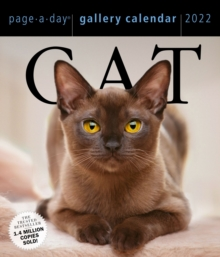 Image for Cat Page-A-Day Gallery Calendar 2022 : A Year of Protraits That Capture the Independence, Attitude, and Grace of 365 Felines.