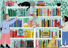 Image for Book Nerd 1,000-Piece Puzzle