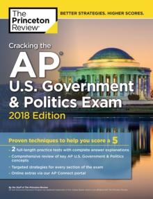 Image for Cracking the AP U.S. government & politics exam