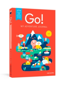 Image for Go! Red : A Kids' Interactive Travel Diary and Journal