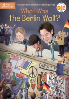 Image for What Was the Berlin Wall?