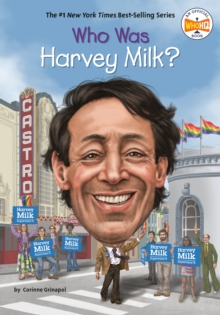 Image for Who Was Harvey Milk?