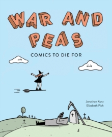 Image for War and peas  : funny comics for dirty lovers