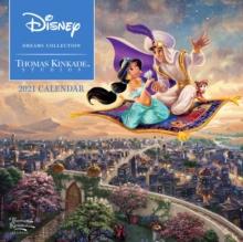 Image for Disney Dreams Collection by Thomas Kinkade Studios: 2021 Mini Wall Calendar