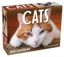 Image for Cats 2021 Mini Day-to-Day Calendar