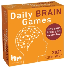 Image for Daily Brain Games 2021 Day-to-Day Calendar