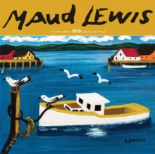 Image for Maud Lewis 2020 Square Wall Calendar